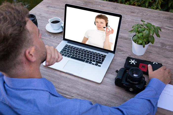How to ace your online job interview?